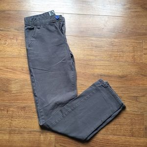 Boys size 16 Engine Gray casual formal pant
